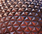 Magic Kingdom Photos - Epcot in the Sun by Benjamin Yeager
