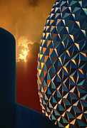 Epcot Print by Kellice Swaggerty