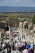 Cliff C Morris Jr - Ephesus Walk to Celsus