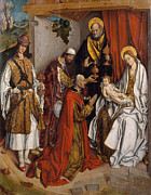 Famous Artists - Epiphany by Fernando Gallego