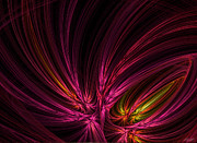 Intense Colors Prints - Equalized Print by Lourry Legarde