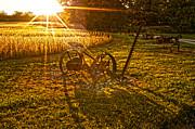 Randall Branham - EQUIPMENT ROW FARM MACHINERY