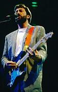 Eric Clapton A1 Print by David Plastik