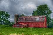 Www.guywhiteleyphoto.com Photos - Erie County Barn 03452 by Guy Whiteley