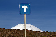 Directions Photos - Erupt This Way by James Brunker