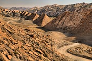 Dirt Roads Photos - Escalante Coxcomb by Adam Jewell