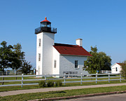 George Jones - Escanaba Lighthouse