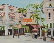 Stefon Marc Brown - Espanola Way South Beach...