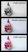 Double Expresso Posters - Espresso Choices Poster by William Patrick
