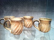 Featured Ceramics - Espresso Set by Marc Rosenthal