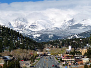 Fort Collins Photo Posters - Estes Park in the Spring Poster by Tranquil Light  Photography
