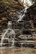Eternal Flame Waterfalls Print by Darleen Stry