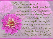 Eternal Love Of God Print by Larry Bishop