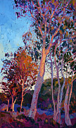 Erin Hanson - Eucalyptus in Color