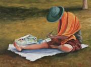 Eva Print by Darice Machel McGuire
