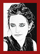Actresses Originals - Eva Green by Herbert French
