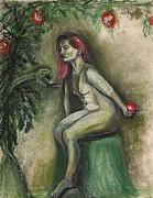 Gabrielle Wilson-Sealy - Eve in the Garden