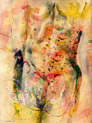 Gay Art  Mixed Media - Eve by Mark Ashkenazi
