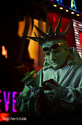 Michelle Gross - Even Lady Liberty Takes...