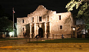 Sacrifice Originals - Evening at the Alamo by Paul Anderson