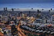 Ron Shoshani - Evening City Lights