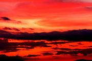 Evening Colours  Print by Aidan Moran