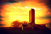 Doug Hoover - Evening Farm