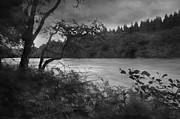 Roy Mcpeak Metal Prints - Evening Flood II Metal Print by Roy McPeak