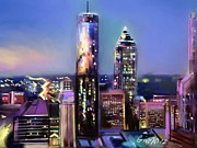 Mark Givens - Evening in Atlanta edge...