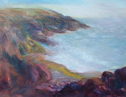 Coast Paintings - Evening Light by Quin Sweetman