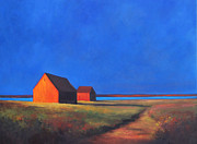 Linda Puiatti - Evening Light SOLD