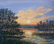 Kathleen McDermott - Evening Marsh Light