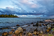 Les Palenik - Evening on Lake Superior...