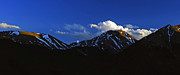 The Forests Edge Photography - Evening Panorama Mt. Hope