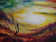 Elke Hensel - Evening Sun