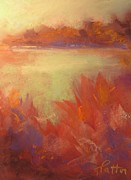 Evening Pastels - Evening Symphony by Karen Ann Patton