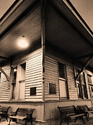 Train Stations Photos - Evergreen Alabama by JC Findley