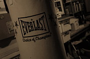 Gallary Prints - Everlast Print by Anthony Cummigs
