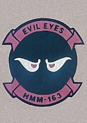 Evil Eyes Print by Gregory Dyer