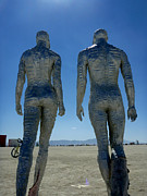 Mirror Sculptures - Exfoliate V by Chad Rice