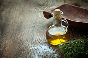 Mythja Prints - Extra virgin Olive oil  Print by Mythja  Photography