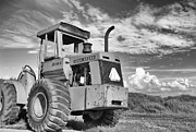 Agricultural Machinery Digital Art - Extreme Equipment by Tom Druin