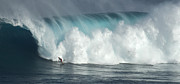 Jaws Photos - Extreme Ways Of Living by Bob Christopher