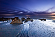 Coronado Beach Framed Prints - Exuberance 2 Framed Print by Ryan Hartson-Weddle