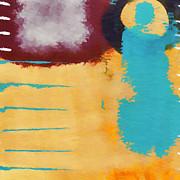 Exuberance Mini 10 Print by Carol Leigh