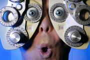 Gear Photos - Eye Exam by Don Hammond