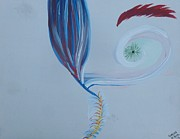 Flower Blooming Originals - Eye Glass by Kansas Wilson