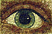 Photo Art Ceramics Prints - Eye See Print by Malcolm B Smith