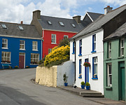 Jane Mcilroy Metal Prints - Eyeries West Cork Ireland Metal Print by Jane McIlroy