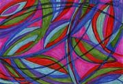Eyes Print by Susan Sadoury